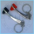 Medical Percussion Hammer Keychain-Taylor