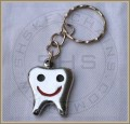 Smiley Tooth keychain
