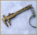 Vernier Calipers Keychain