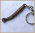 Dental Turbine Keychain mini, Antique